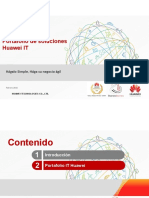 Make IT Simple Make Business Agile Colombia Huawei - Business Business