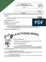 TALLER 2_La Actividad Moral