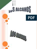 alcanos.