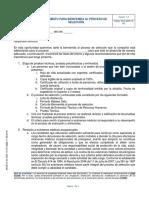 Formatos Procesos de Seleccion Operativos