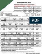 Tabela Salarial 1º de MARÇO ATUALIZADA