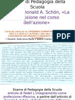 Esame_Pedagogia Della Scuola_Libro Milani_Competenza Pedagogica e Progettualità Educativa_con Appunti Lezioni Gallo e Boeris x Tutti