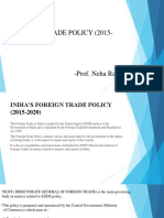 FOREIGN TRADE POLICY (2015-2020).pptx