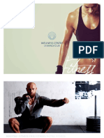 The Fitness Brochure