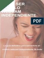 Como ser modelo webcam independiente.pdf