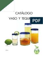 Catalogo de Vasos 2016