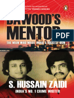 S HUSSAIN ZAIDI - Dawood's Mentor (2019, Penguin Random House Private Limited).epub
