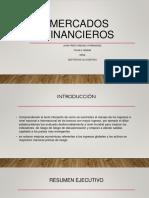 Diapositivas Mercados Financieros Final