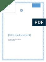 EPANET raport