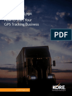 KORE Start a GPS Tracking Business