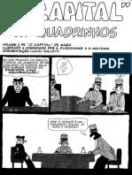 O Capital Em Quadrinhos Marx