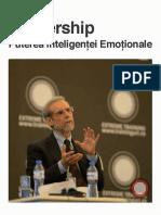 Leadership Inteligent a Emotional a e Book Daniel Golem An