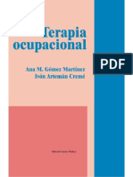 Libro Terapia Ocupacional