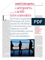 Article Aéroports