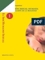 El Ser Humano Sexual II. El Sujeto Existente - Anna Arnaiz Kompanietz