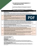 ABC_Diploma Gestion de Mantenimiento y Confiabilidad_2019