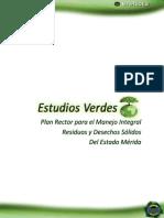 Plan Rector Para El Manejo Integral Residuos y Desechos Sólidos Del Estado Mérida