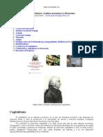 Capitalismo Sistema Economico Financiero
