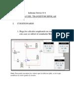 Informe Previo 4 Electronicos