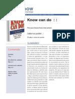 Saber es Poder - Ken Blanchard.pdf