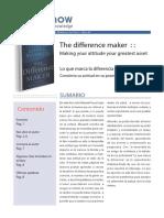Lo que Marca la Diferencia - John Maxwell.pdf