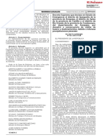 D.S. N°021-2019-PCM