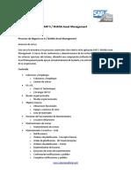 SAP S4HANA Asset Management
