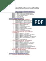Ley 5/1999, de 8 de Abril de Urbanismo de Castilla y
