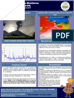 Boletin Semanal Fuego, Segunda Semana de Mayo 2017