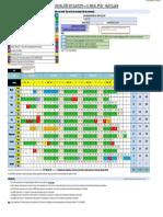 Calendarización 2019 UGEL CH.J Kmi