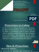 Proyecciones, Ingenieria Civil