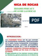 SESION No. 02-Propiedades Fisicas y Mec..de Rocas