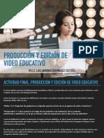 U3. Actividad Final - Producción