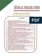 Analisis Censo 2012 Bolivia
