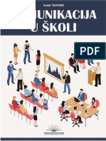Komunikacija u školi/ Communication in schools