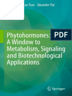 Phytohormones_ A Window to Metabolism, Signaling and Biotechnological Applications.pdf