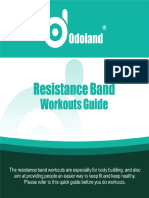 Odoland Resistance Band Workout