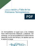 Deformación y Falla de Los Polímeros Termoplásticos