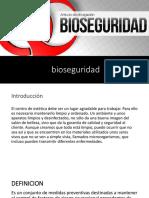 Clase 1 Bioseguridad