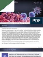 Leerink Aduro Corporate Presentation 10.2.18.pdf