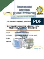 Flores Lozano Edgar-Instrumentos de Inclinacion y Direcion