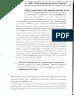 ANTELO InstruccionesProfesor CAP2 Fragmentos Pedagogia