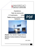 Ficha de Análisis Constructivo