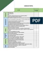 Anexo 22 Matriz de Roles, Responsabilidades y Autoridades