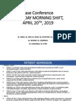 cc 20 april 19 acute generalized exanthematous pustulosis.pptx