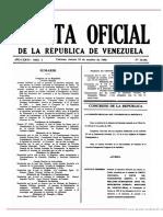 Gaceta Oficial Nro 36566 Resolución 1791 de Colegios Privados