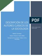 Trabajo practico N°1 Sociología