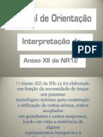 ANEXO VII DA NR 12