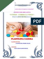 Proyecto Plastilina Casera Docx