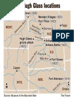 Hugh Glass Locations PDF